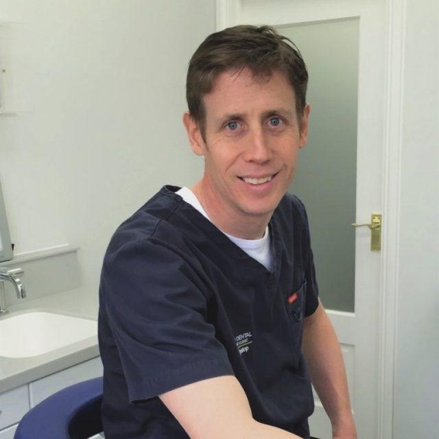DR JAMES HYSLOP
